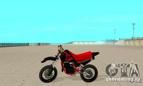 DT 180 Motard для GTA San Andreas