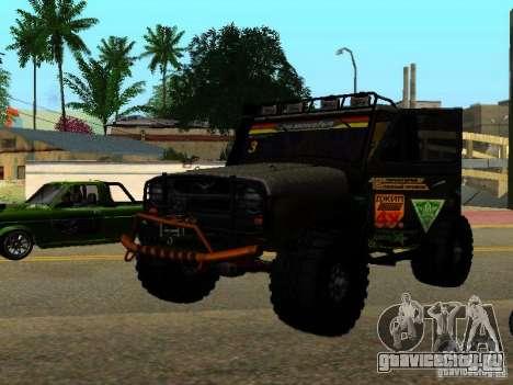 УАЗ 469 ТРИАЛ для GTA San Andreas