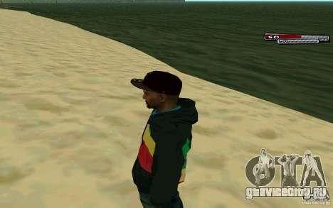 Drug Dealer HD Skin для GTA San Andreas второй скриншот