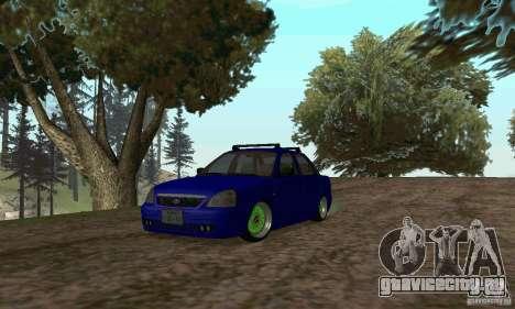 ВАЗ 2170 JDM для GTA San Andreas