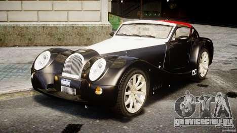 Morgan Aero SS v1.0 для GTA 4 вид слева
