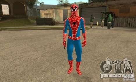 Spider Man From Movie для GTA San Andreas второй скриншот
