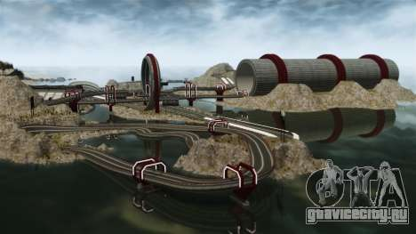 Stunt Speedway Park для GTA 4