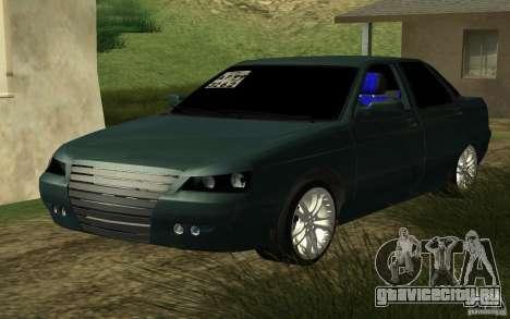 ВАЗ Лада Приора для GTA San Andreas