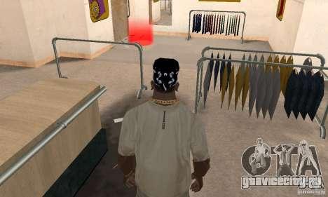 Бандана CS для GTA San Andreas третий скриншот