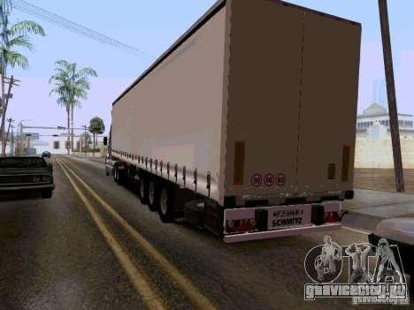 Kenworth T2000 v.2 для GTA San Andreas вид сзади