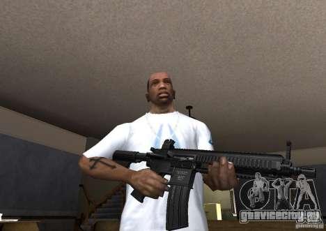 HK 416 для GTA San Andreas