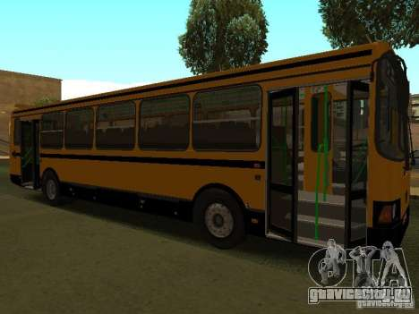 ЛиАЗ 5256.26-01 для GTA San Andreas вид справа