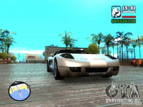 ENBSeries Medium PC для GTA San Andreas
