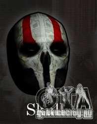 Army of Two Mask Skull для GTA San Andreas
