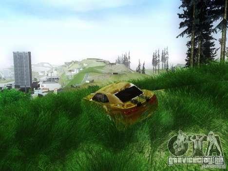 ENBSeries Beta для GTA San Andreas второй скриншот