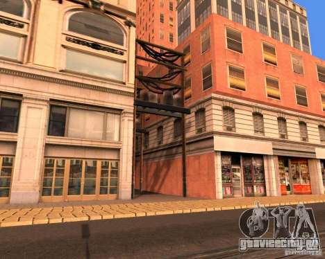 Real World ENBSeries v4.0 для GTA San Andreas пятый скриншот