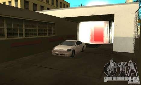 Автомойка для GTA San Andreas второй скриншот