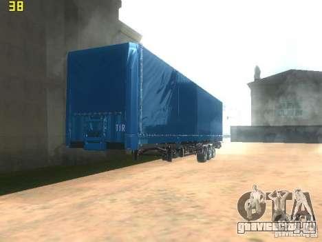 Прицеп НЕФАЗ-93341-10-07 для GTA San Andreas