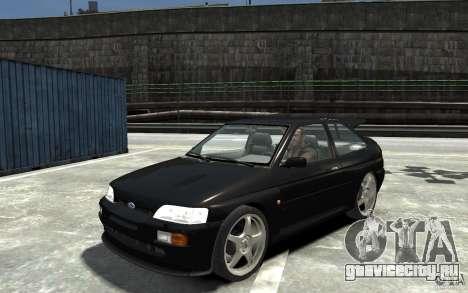 Ford Escort Cosworth для GTA 4