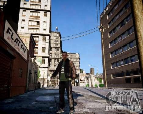 Bad Niko для GTA 4 десятый скриншот