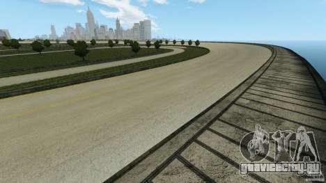 Dakota Raceway [HD] Retexture для GTA 4 двенадцатый скриншот