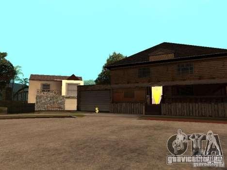 Grand Street для GTA San Andreas третий скриншот