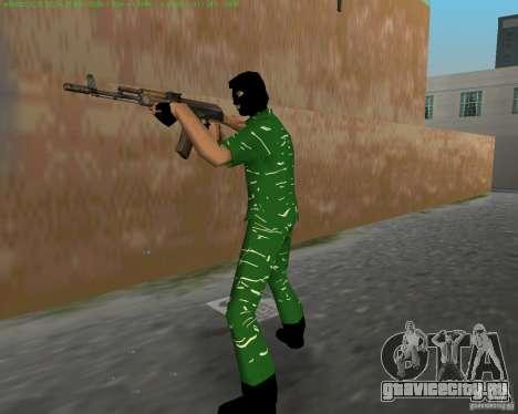 АК-74 для GTA Vice City пятый скриншот