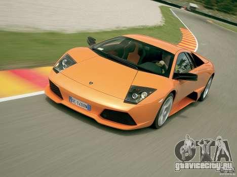 Lamborghini Loadscreens для GTA San Andreas