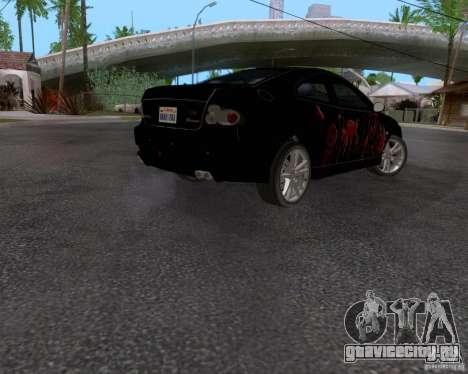 Vauxhall Monaco VX-R для GTA San Andreas вид сбоку