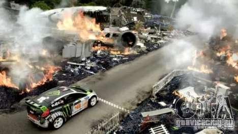 Загрузочные экраны Gym 4 для GTA San Andreas четвёртый скриншот