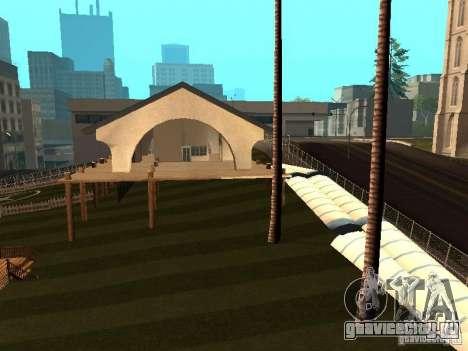 Вилла в Сан-Фиерро для GTA San Andreas второй скриншот