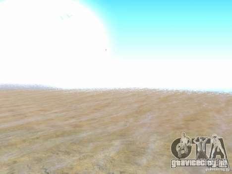HQ Вода для GTA San Andreas