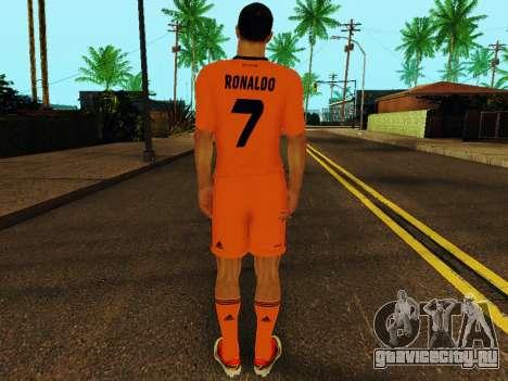 Криштиану Роналду v3 для GTA San Andreas четвёртый скриншот