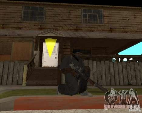 Resident Evil 4 weapon pack для GTA San Andreas второй скриншот
