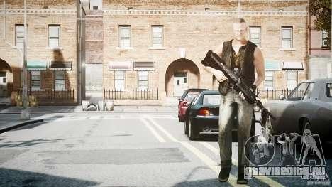 Мерл Диксон для GTA 4 второй скриншот