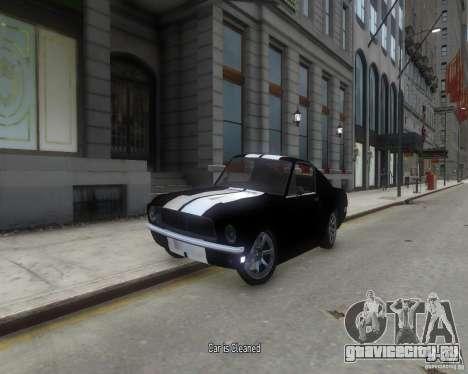 Ford Mustang Tokyo Drift для GTA 4