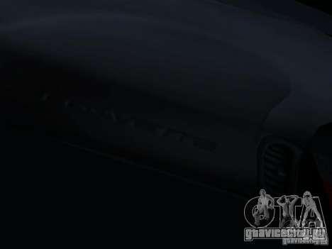 Chevrolet Corvette Stingray для GTA San Andreas вид сбоку