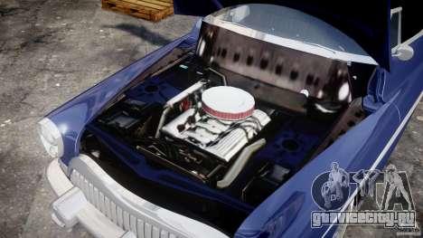 Buick Skylark Convertible 1953 v1.0 для GTA 4 вид изнутри