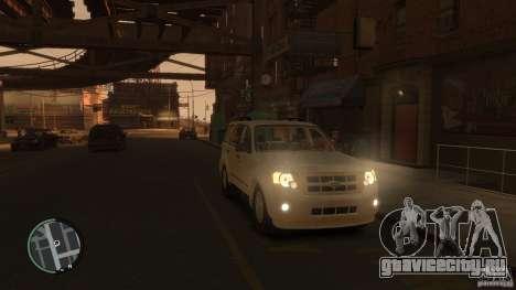 Ford Escape 2011 для GTA 4