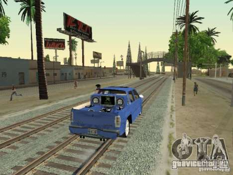 Ballas 4 Life для GTA San Andreas шестой скриншот
