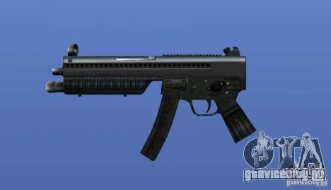 Heckler & Koch MP5 для GTA 4 третий скриншот
