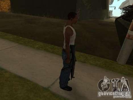 MP5A2 для GTA San Andreas второй скриншот
