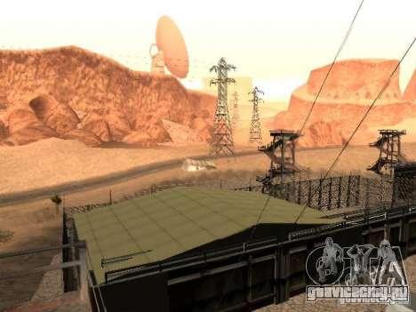 Prison Mod для GTA San Andreas одинадцатый скриншот