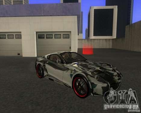 Ferrari 599 для GTA San Andreas