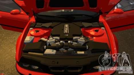 BMW M5 E39 AC Schnitzer Type II v1.0 для GTA 4 вид снизу