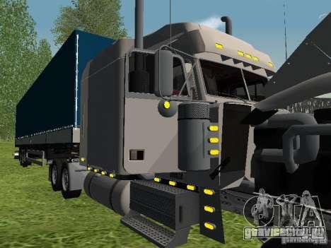 Freightliner FLD120 Classic XL Midride для GTA San Andreas вид сбоку