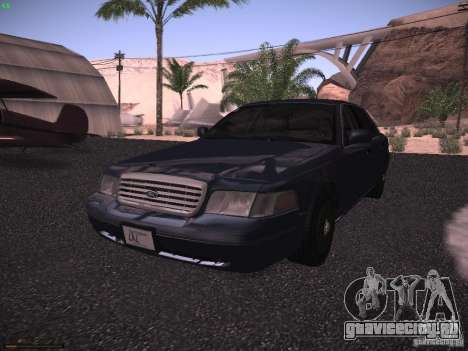 Ford Crown Victoria 2003 для GTA San Andreas