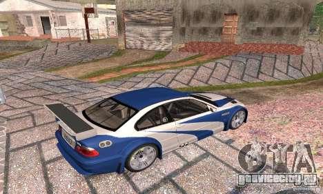 New Groove by hanan2106 для GTA San Andreas четвёртый скриншот