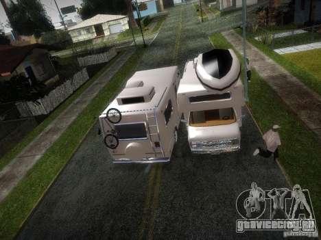 Journey для GTA San Andreas вид слева