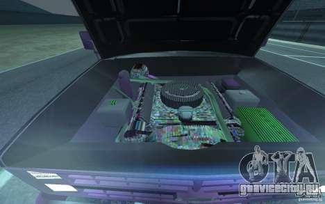Chevrolet Silverado для GTA 4 вид справа
