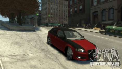 Audi BS3 O.CT Tuning для GTA 4 вид справа