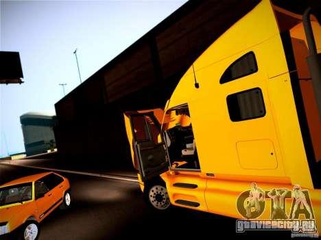KenWorth T2000 v 2.8 для GTA San Andreas вид слева