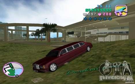 Rolls Royce Silver Seraph для GTA Vice City