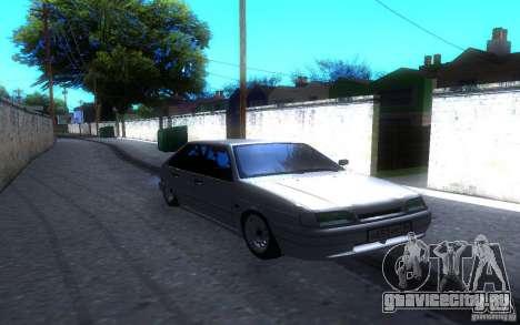 ВАЗ 2114 LT для GTA San Andreas вид справа
